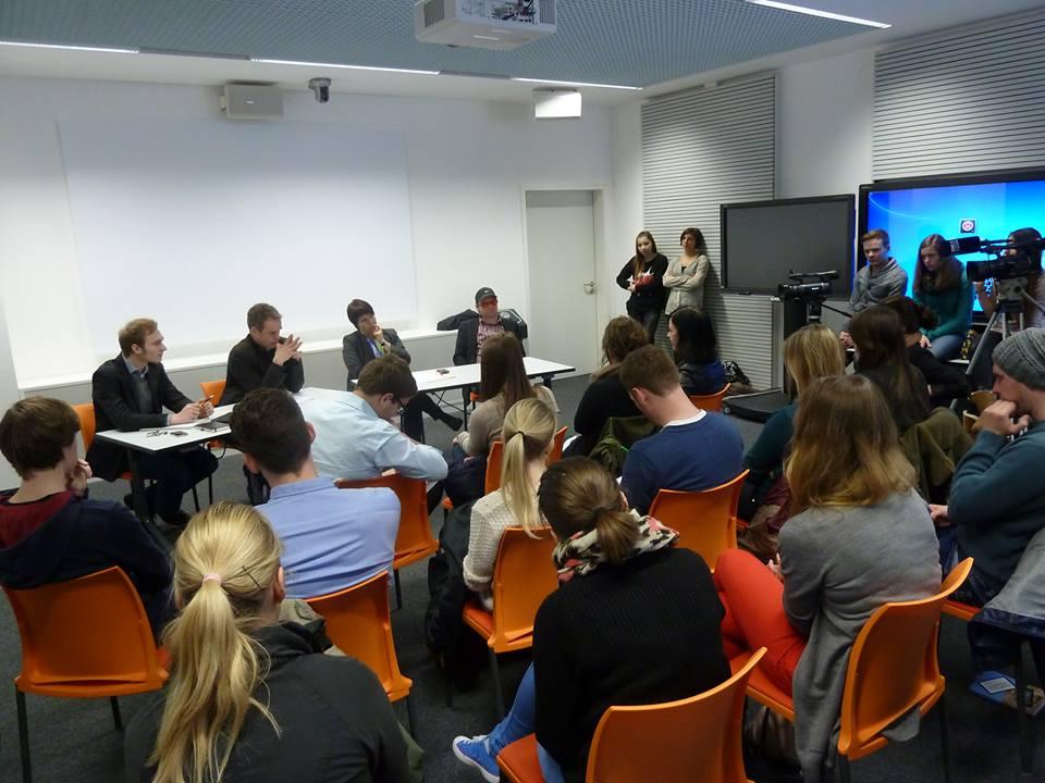 Krisengespräch am 28. Februar 2014